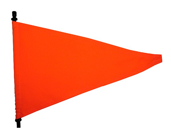 high visibility atv safety flag