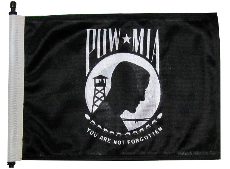Pow Mia atv flag
