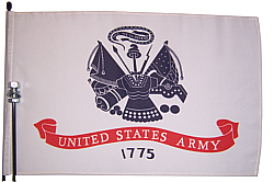 Army ATV Flag